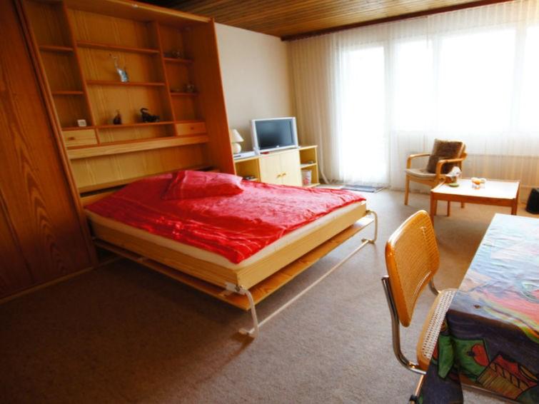 Appartement pour 1 personnes à Amden