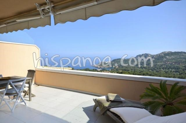 Holiday rentals Begur - Apartment - 6 persons - Garden furniture - Photo N° 1