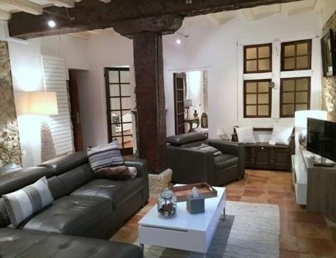 Location vacances Ciboure -  Appartement - 6 personnes - Télévision - Photo N° 1