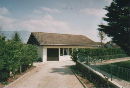 Maison pour 7 pers. avec parking privé, Vétraz-Monthoux