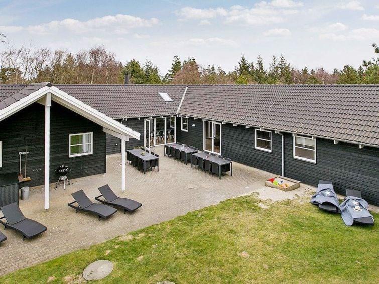 Maison pour 11 personnes à Blåvand