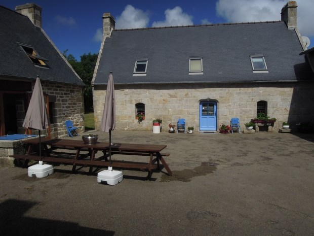 Holiday rentals Penmarc'h - Cottage - 20 persons - BBQ - Photo N° 1