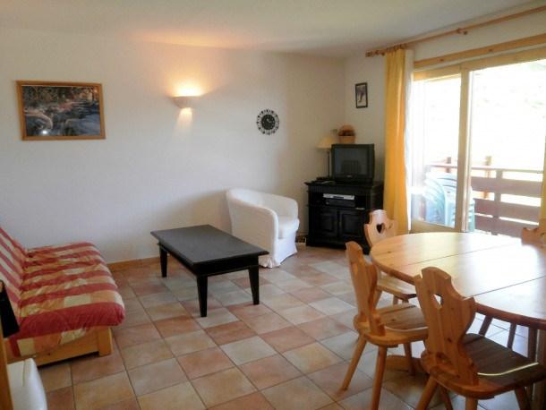 Location vacances Peisey-Nancroix -  Appartement - 7 personnes - Télévision - Photo N° 1