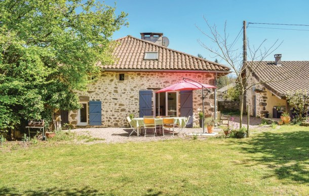 Location vacances Marval -  Maison - 6 personnes - Barbecue - Photo N° 1