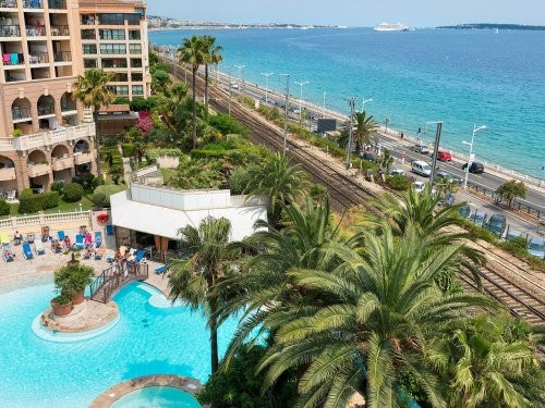 Location vacances Cannes -  Appartement - 4 personnes -  - Photo N° 1