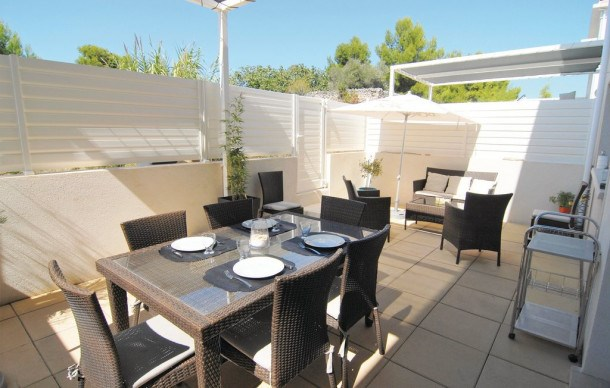 Location vacances Martigues -  Maison - 5 personnes - Barbecue - Photo N° 1