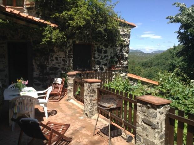 Location vacances Vira -  Gite - 2 personnes - Barbecue - Photo N° 1