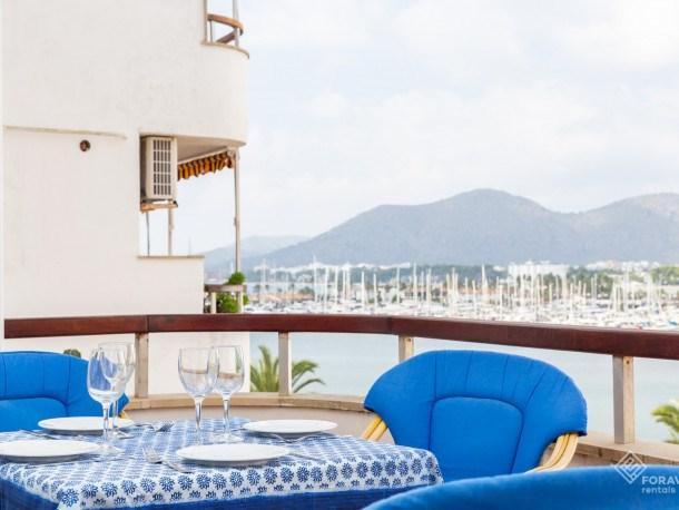 Location vacances Alcúdia -  Appartement - 6 personnes - Télévision - Photo N° 1