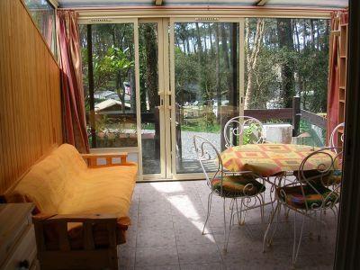 Location vacances Seignosse -  Maison - 5 personnes - Barbecue - Photo N° 1