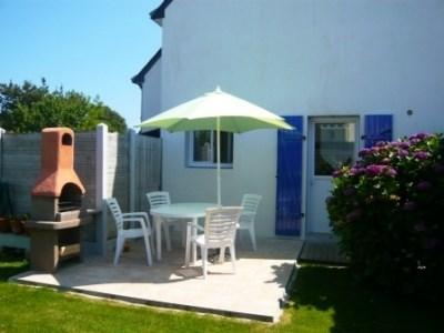 Location vacances Treffiagat -  Maison - 4 personnes - Barbecue - Photo N° 1