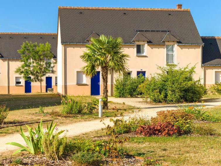 Maison pour 2 personnes à Azay-le-Rideau