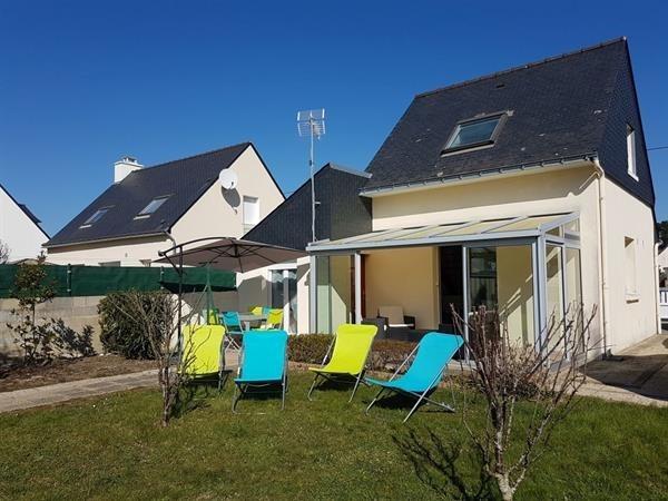 Location vacances Sarzeau -  Maison - 6 personnes - Terrasse - Photo N° 1