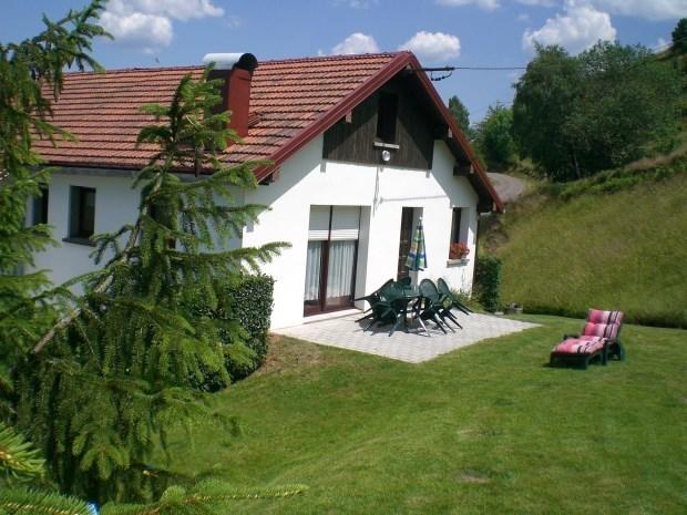 Alquileres de vacaciones La Bresse - Cabaña - 6 personas - BBQ - Foto N° 1