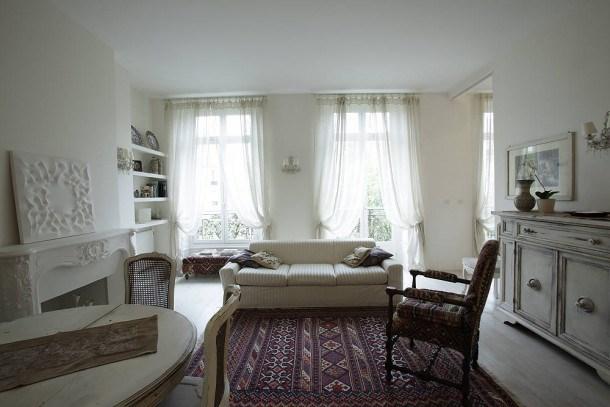 Location vacances Paris 8e Arrondissement -  Appartement - 5 personnes - Télévision - Photo N° 1
