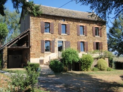 Holiday rentals Lescure-Jaoul - Cottage - 10 persons - BBQ - Photo N° 1