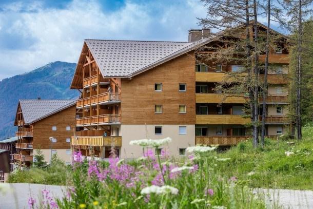 Location vacances Allos -  Appartement - 7 personnes - Télévision - Photo N° 1
