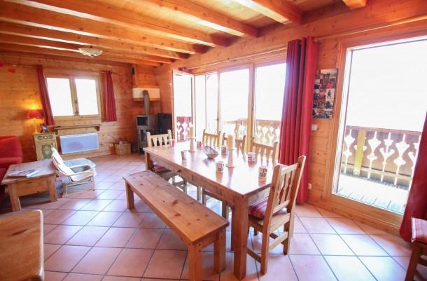 Location vacances Villard-sur-Doron -  Maison - 10 personnes - Télévision - Photo N° 1