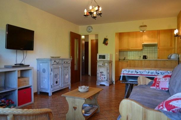 Location vacances Le Grand-Bornand -  Appartement - 6 personnes - Lave-linge - Photo N° 1