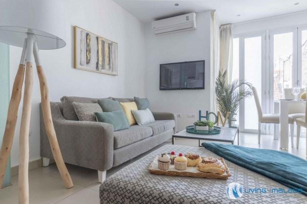 Location vacances Málaga -  Appartement - 4 personnes - Télévision - Photo N° 1