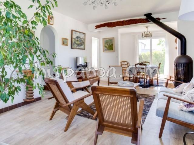 Location vacances Cabourg -  Maison - 6 personnes - Jardin - Photo N° 1