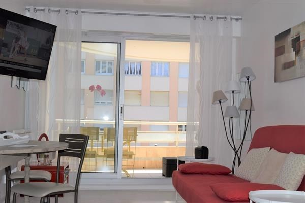 Location vacances Les Sables-d'Olonne -  Appartement - 4 personnes - Ascenseur - Photo N° 1