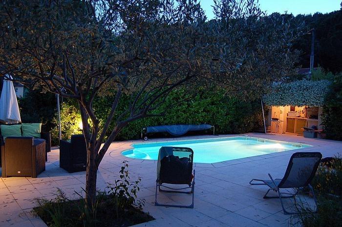 Villa pour 8 pers. avec piscine privée, Bagnols-sur-Cèze