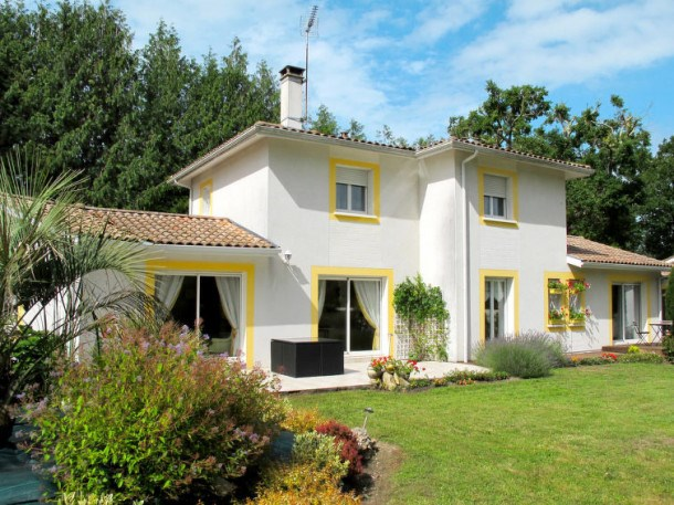 Location vacances Angresse -  Maison - 8 personnes - Barbecue - Photo N° 1