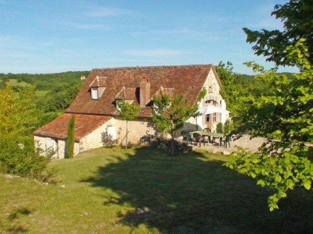 Location vacances Carennac -  Maison - 7 personnes - Barbecue - Photo N° 1