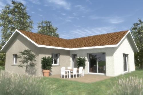 Maison  3 pièces + Terrain 700 m² Corgoloin par TRADITION LOGIS NORD EST