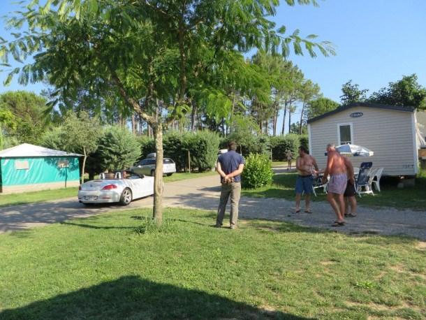 Location vacances Vagnas -  Maison - 4 personnes - Jeux d'extérieurs - Photo N° 1