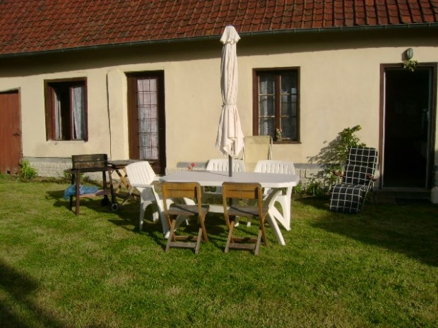 Holiday rentals Mons-Boubert - Cottage - 6 persons - BBQ - Photo N° 1