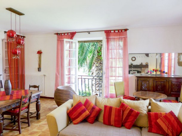Location vacances Saint-Jean-de-Luz -  Appartement - 6 personnes - Barbecue - Photo N° 1