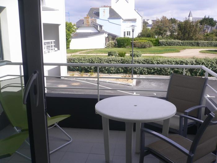Holiday rentals Étel - Apartment - 2 persons - Garden furniture - Photo N° 1