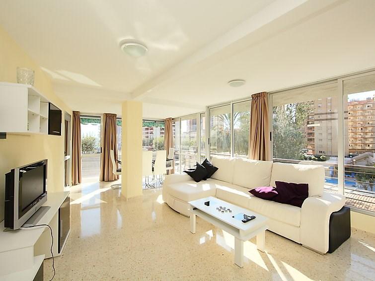 Appartement pour 4 personnes à Benidorm
