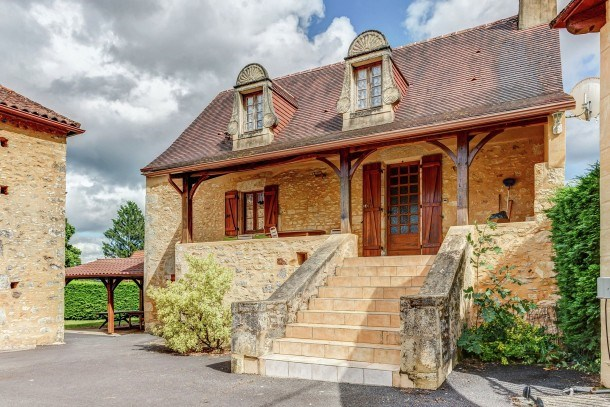 Belle maison périgourdine