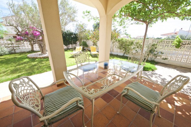 Location vacances l'Ampolla -  Appartement - 7 personnes - Barbecue - Photo N° 1