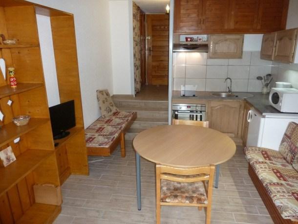 Location vacances Valloire -  Appartement - 2 personnes - Télévision - Photo N° 1