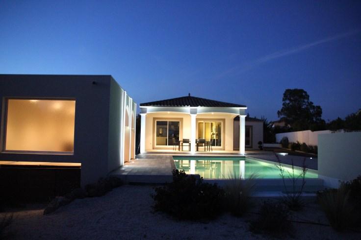Villa contemporaine au calme prestations haut de gamme