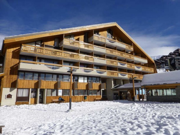 Maison de l'alpe