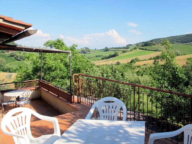 Location vacances San Gimignano -  Appartement - 4 personnes -  - Photo N° 1