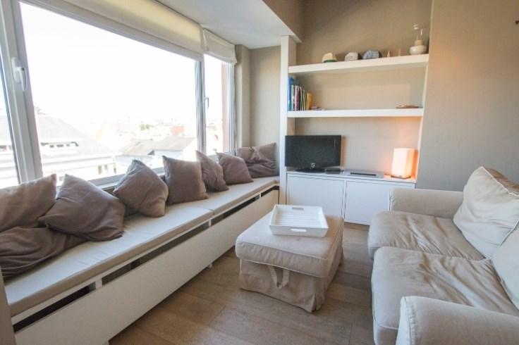 Très agreeable appartement avec vue degagé