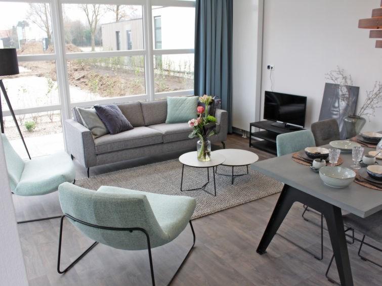 Maison pour 3 personnes à Olburgen