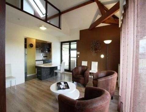 Location vacances Artiguelouve -  Appartement - 3 personnes - Télévision - Photo N° 1