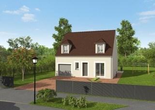 Maison  5 pièces + Terrain 280 m² Forges-les-Bains par LES MAISONS ATLANTIS