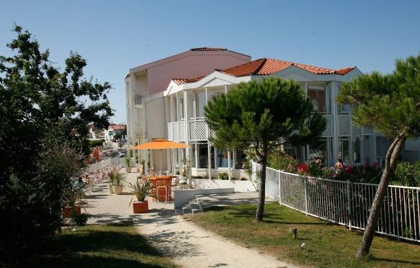 Location vacances Fouras -  Appartement - 5 personnes - Télévision - Photo N° 1