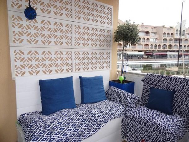 Location vacances Hyères -  Appartement - 2 personnes - Télévision - Photo N° 1