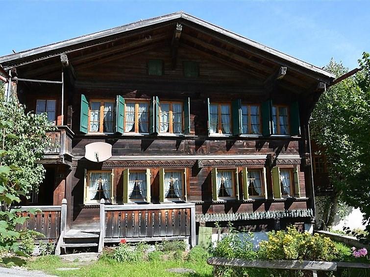 Appartement pour 2 personnes à Gsteig bei Gstaad