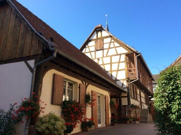 Alquileres de vacaciones Geispolsheim - Cabaña - 2 personas - BBQ - Foto N° 1