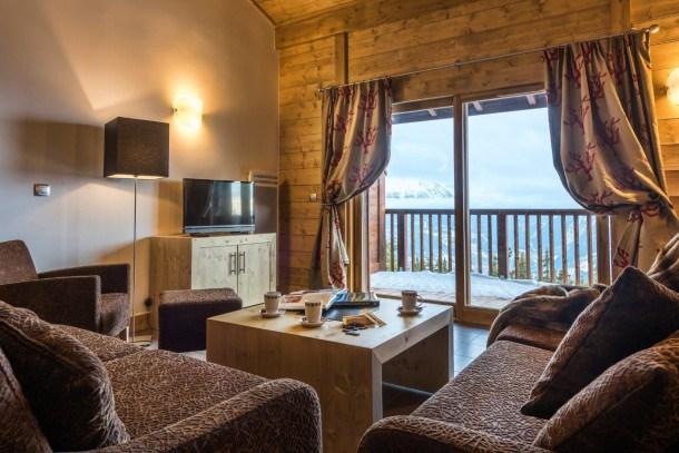 Location vacances La Rosière -  Appartement - 8 personnes - Télévision - Photo N° 1