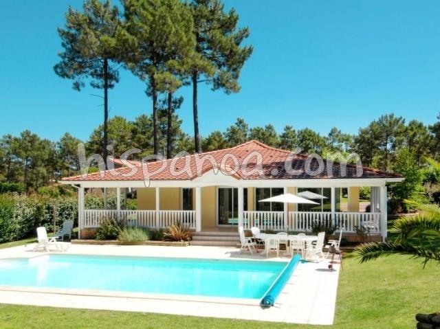 Holiday rentals Lacanau - House - 4 persons - BBQ - Photo N° 1